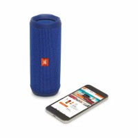 JBL Flip 4 Waterproof Portable Buetooth Speaker - Blue