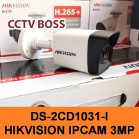 HIKVISION IPCAM 3MP DS-2CD1031-I / CCTV IP KAMERA OUTDOOR