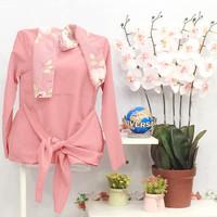 SALE Atasan Baju Blouse Wanita M Toko Tamz Fashion Ready Makassar