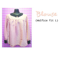 SALE Baju Blouse Wanita Atasan Fashion Toko Tamz Ready Makassar