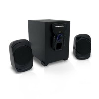 Speaker Aktif Bluetooth Simbadda 2000N+ FM USB SD Card