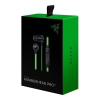 Earphone Razer HammerHead Pro V2 Headset Gaming HiFi Hi Res Sound