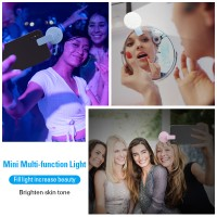 Selfie Ring Light Portable Flash LED A038.001