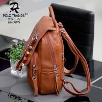 Polo Trands Tas Backpack Wanita 989-1-99 12L- 4 Warna
