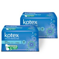 Kotex Healthy Protection Maxi Non Wing 10s 2 Pack