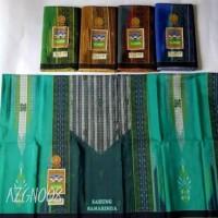 Sarung Pria Samarinda Al Azhar harum type azgn 008 - Abu-abu