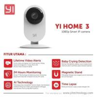 Xiaomi Xiaoyi IP Cam Spycam Babycam Yi Home 3 1080p Fix Wireless CCTV