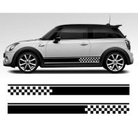 Stiker Body Mobil Cutting Sticker Racing Striping SNY014