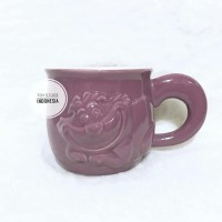 ORIGINAL DISNEY CHESHIRE CAT 3D MUG GELAS ALICE IN WONDERLAND