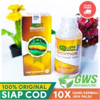Obat Paru-Paru Basah - TBC - Batuk Menahun Herbal Aman - Jelly Gamat
