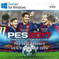 PES 2017 PESEdit v3.0 Patch PES 2020