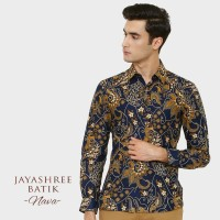 Jayashree Batik Slimfit Nava Long Sleeve