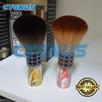 Kuas / Duster Barber Wajah dan Leher Premium Jumbo.