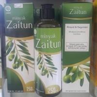 Minyak Zaitun Murni BPOM 250ml   Zaitun Extra Virgin Olive Oil