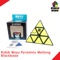 Rubik Pyraminx Moyu MEILONG Blackbase / MF8857BB