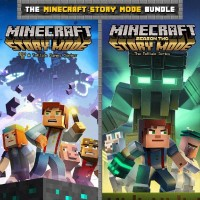 PC Bundle Minecraft Story Mode