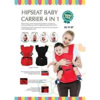 kiddy hipseat baby carrier 4in1/gendongan kiddy/hiprest kiddy terbaru