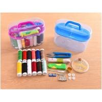 Sewing Kit Box Set Alat Jahit 21in1 Versi LENGKAP BOX BESAR 12 Benang