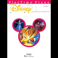 PlayTime Disney Level 1 Faber Piano Adventures