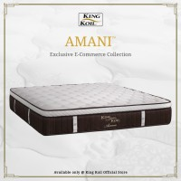 King Koil Kasur Springbed Amani - Queen (160x200)