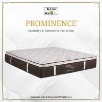 King Koil Kasur Springbed Prominence - Queen (160x200)