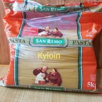 San Remo Spaghetti 5 Kg Kemasan Ekonomis