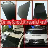 dummy sunroof