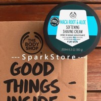 [NEW][BARU] The Body Shop Maca Root and Aloe Softening Shaving Cream