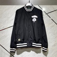 AAPE UNIVERSE BY A BATHING APE VARSITY JACKET 1:1 BEST QUALITY