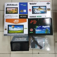 Tv Audio Mobil Double Din Varity Audiobank JEC F8 avanza/xenia vvti