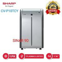 Sharp AC Portable CV-P10TCY Ion Plasmacluster 1PK