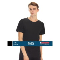 GoFit Premium Cotton 8600 BLACK size M