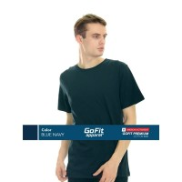 GoFit Premium Cotton 8600 NAVY size M