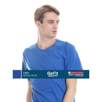 GoFit Premium Cotton 8600 ROYAL BLUE size S