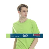 GoFit Premium Cotton 8600 LIGHT GREEN size S