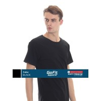 GoFit Premium Cotton 8600 BLACK size XL