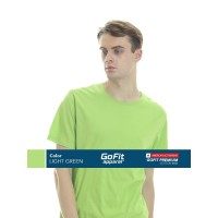 GoFit Premium Cotton 8600 LIGHT GREEN size L