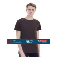 GoFit Premium Cotton 8600 CHOCOLATE size M