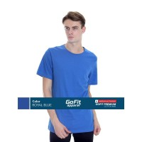 GoFit Premium Cotton 8600 ROYAL BLUE size L