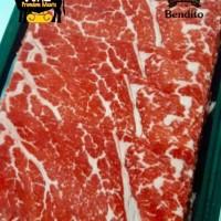 Australia Slice Wagyu-Shortribs Boneless Marble 6-Beef Import-Premium
