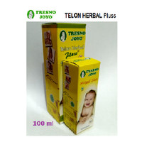 Tresno Joyo Minyak Telon Herbal Plus Citronella 100ml Banded- BELLA SH