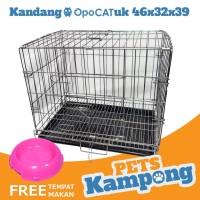 Perlengkapan hewan / Kandang hewan / Kandang kucing C01