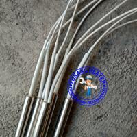 Element Catridge Heater Tubular 12 mm x 70 mm 220 V 300 Watt 250 C°