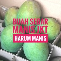 BUAH MANGGA HARUM MANIS SUPER QUALITY
