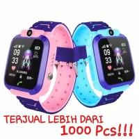 Jam Tangan Anak/Smart watch Kids IMO Z5/ Smart Watch Kids Original K10 - Biru