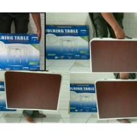 Meja Lipat Aluminium - Folding Table