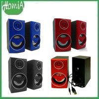 Speaker Advance DUO-080 Stereo DUO080 USB Powered / Salon Aktif