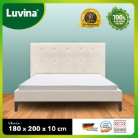 Luvina Matras Kesehatan Natural Latex - Ukuran : 180x200x10cm