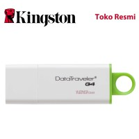 Kingston Flash Disk DataTraveler G4 128GB USB3.1