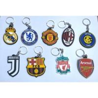 Gantungan Kunci Club Sepak Bola